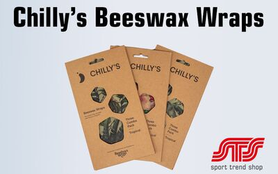 Chilly's Beeswax Wraps Sport Trend Shop