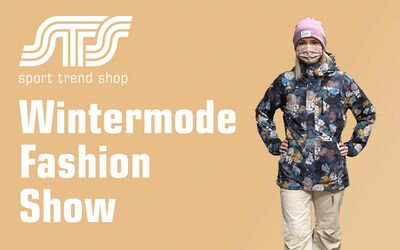 Sport Trend Shop Wintermode Fashion Show
